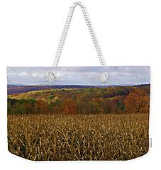 Autumn Serenade Weekender Tote Bag