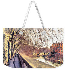 Autumn Weekender Tote Bag