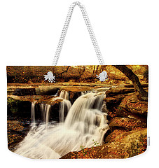 Autumn Solitude Weekender Tote Bag by L O C