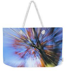 Autumn Splash Weekender Tote Bag