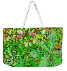 Autumn Splender Weekender Tote Bag