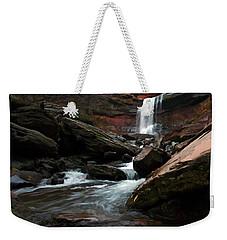 Autumn Spring Weekender Tote Bag