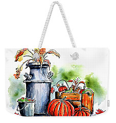 Autumn Still Life 1 Weekender Tote Bag