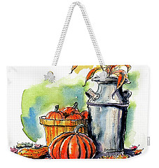Autumn Still Life 2 Weekender Tote Bag