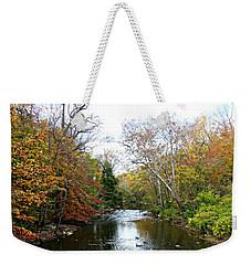 Autumn Stream 2 Weekender Tote Bag
