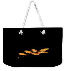 Autumn Suspended Weekender Tote Bag