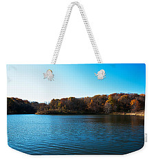 Autumn The In Loess Hills Weekender Tote Bag