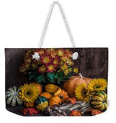 Autumn Treasure Weekender Tote Bag