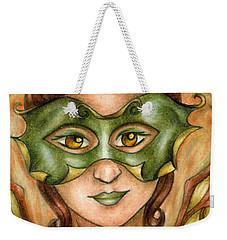 Autumn Tree Sprite Art Weekender Tote Bag