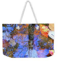 Autumn Watermark Weekender Tote Bag