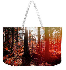 Autumnal Afternoon Weekender Tote Bag