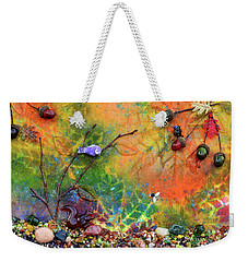 Autumnal Enchantment Weekender Tote Bag by Donna Blackhall