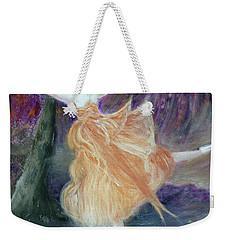 Autumnal Spirit Weekender Tote Bag
