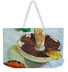 Autumnal Still Life, Weekender Tote Bag by Tilly Willis
