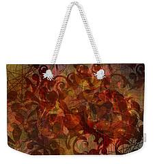 Autumnal Waning Weekender Tote Bag