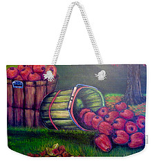 Autumn's Bounty In Tennessee Weekender Tote Bag by Kimberlee Baxter