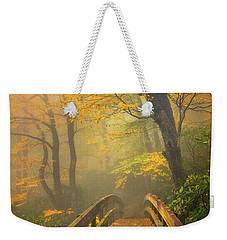 Autumn's Bridge To Heaven Weekender Tote Bag