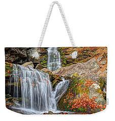 Autumns End Weekender Tote Bag