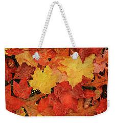 Autumns Gifts Weekender Tote Bag