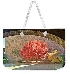 Autumn's Glory Weekender Tote Bag