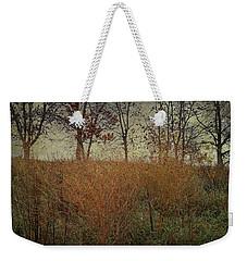 Autumn's Last Gasp Weekender Tote Bag