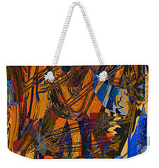 Autumn's Mellow Tones Weekender Tote Bag