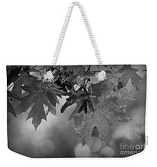 Autumn's Mystery Weekender Tote Bag