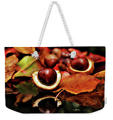 Autums Finest Colors Weekender Tote Bag