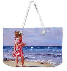 Ava Rosie Weekender Tote Bag
