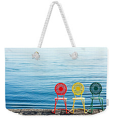 Available Seats Weekender Tote Bag by Todd Klassy