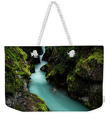Avalanche Creek Weekender Tote Bag