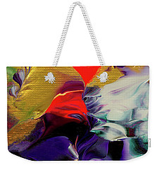 Avalanche Weekender Tote Bag