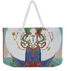 Avalokiteshvara Lord Of Compassion Weekender Tote Bag