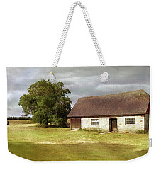 Avebury Cottage Tree And Standing Stone Weekender Tote Bag