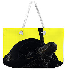 Avenger Weekender Tote Bag by Julio Lopez