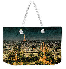 Paris, France - Avenue Kleber Weekender Tote Bag