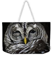 Avery's Owls, No. 11 Weekender Tote Bag