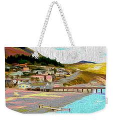 Avila Paddle Weekender Tote Bag