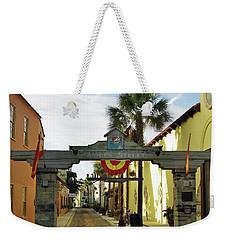 Aviles Street Weekender Tote Bag
