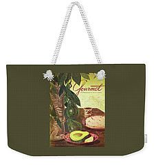 Avocado And Tortillas Weekender Tote Bag