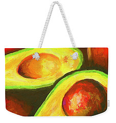 Avocado Sabroso Weekender Tote Bag