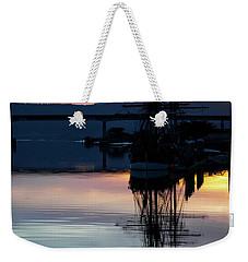 Awaiting The Tide Weekender Tote Bag by Mark Alder