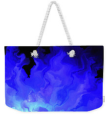 Awake My Soul - Abstract Art Weekender Tote Bag by Jaison Cianelli