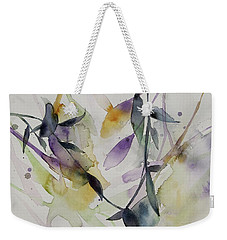 Awaken My Soul Weekender Tote Bag by Tracy Male