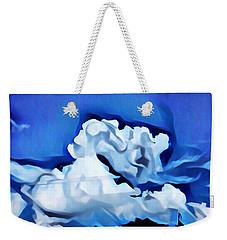 Awakening Weekender Tote Bag by Jeff Iverson