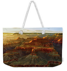 Awash With Light Weekender Tote Bag