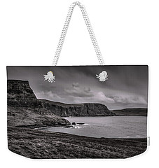Weekender Tote Bag featuring the photograph Away From Sun Bw #g9a by Leif Sohlman