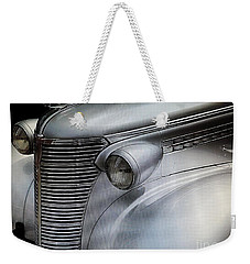 Awesome Silver Grill Weekender Tote Bag by Tom Riggs