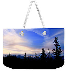 Awesome Sky Weekender Tote Bag