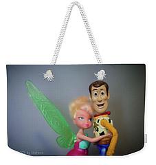 Awww Tink Weekender Tote Bag by Stefanie Silva